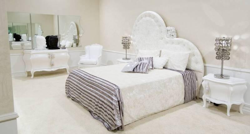 Testate del letto imbottite cool testiera letto cuscino with testate del letto imbottite - Testate letto con cuscini ...